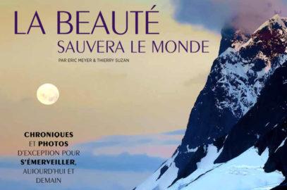 La beauté sauvera le monde, dernier livre de Thierry Suzan