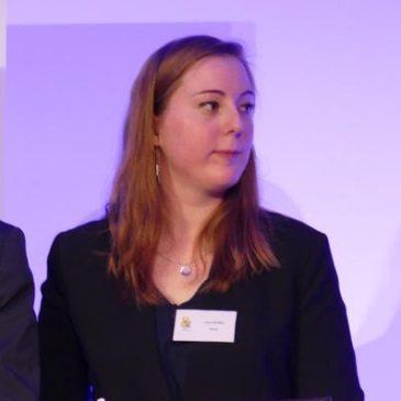 Claire Vicario, lauréate du Prix AJT 2018 du meilleur espace presse en ligne